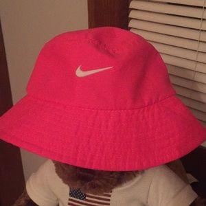 Nike baby hat